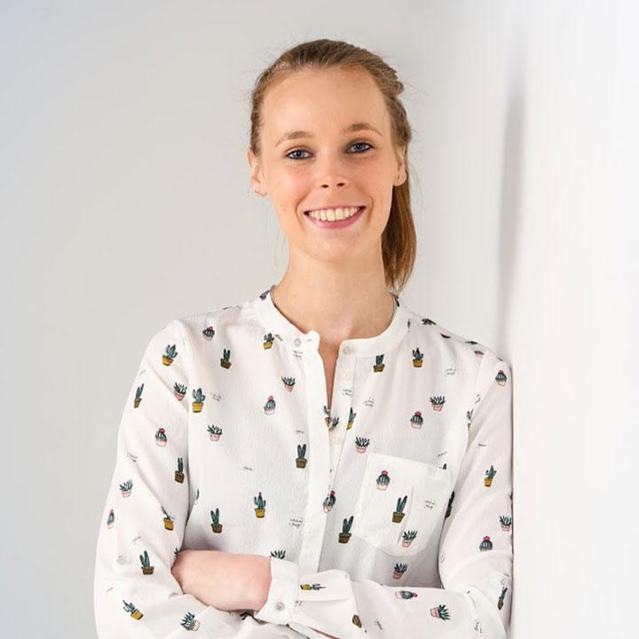 Samuella Barkmeijer | Het team | Actifytaal