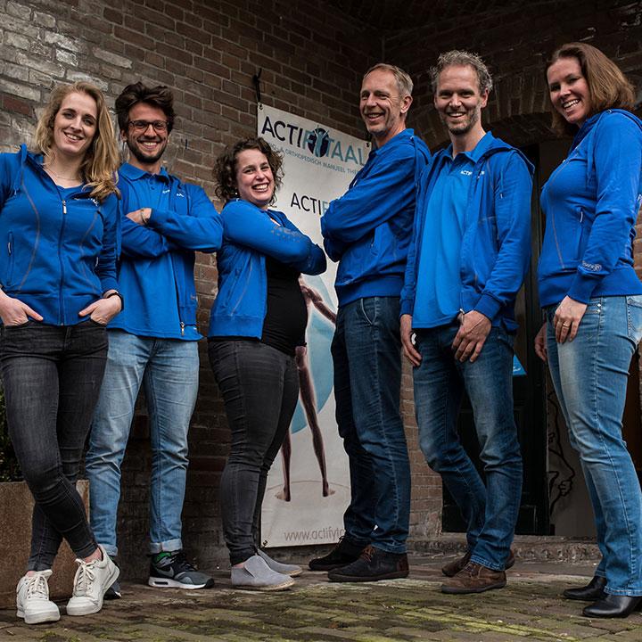Het team | Actifytaal