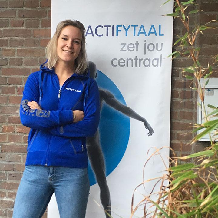 Brigitte van Engelen | Het team | Actifytaal